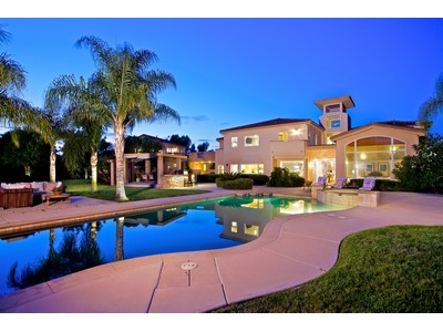 Single Family Home for sales at 5995 Del Mar Mesa   San Diego, California 92130 United States