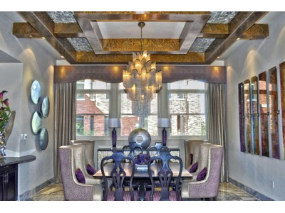 Nhà phố for sales at 11,400 Sq Ft Of Aesthetic Opulence In The Chateau On Central 2001 N 1st Ave  Phoenix, Arizona 85003 Hoa Kỳ