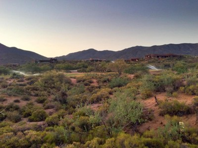 Land for sales at Lot Located Along The 6th Hole Of The Geronimo Golf Course In Desert Mountain 9738 E Larry Hughes Drive #48 Scottsdale, Arizona 85262 United States