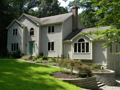 Single Family Home for sales at Sophisticated Colonial 16 Silver City Road Newtown, Connecticut 06470 United States