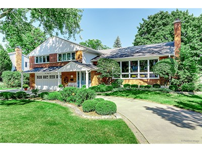 Villa for sales at 131 N Quincy St   Hinsdale, Illinois 60521 Stati Uniti