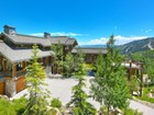 Частный односемейный дом for sales at Exceptional Park City Ski Estate 72 White Pine Canyon Rd   Park City, Юта 84098 Соединенные Штаты