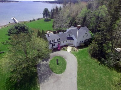 Single Family Home for sales at Invermeade 56 Fernald Point Road Southwest Harbor, Maine 04679 United States