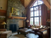 共管物業 for sales at Iron Horse Cabin Overlooking the 18th Fairway 2225 Larkspur Lane  Iron Horse Golf Community, Whitefish, 蒙大拿州 59937 美國
