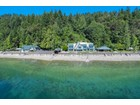 Single Family Home for sales at LUXURY WATERFRONT Hood Canal 32480 N US Highway 101  Lilliwaup, Washington 98555 United States