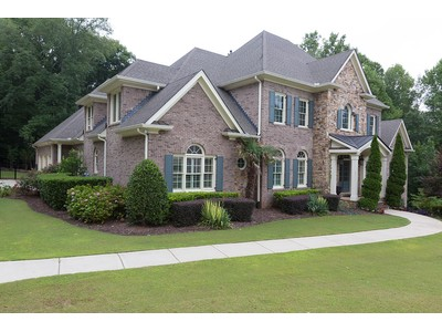 Maison unifamiliale for sales at Grand Executive Home on Chattahoochee 5000 Carol B Mathews Lane  Roswell, Georgia 30076 États-Unis