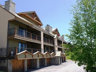 Single Family Home for sales at 20 Hunter Hill Rd., Unit 108C 20 Hunter Hill Road., Unit 108C Paradise Condos Unit 108C Crested Butte, Colorado 81225 United States
