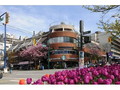 Maison de ville for sales at 306-1789 Davie Street   Vancouver, Colombie-Britannique V61W5 Canada