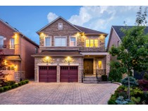 Tek Ailelik Ev for sales at Thornhill Woods Greenpark Luxury Home 16 Shalom Aleichem Court   Vaughan, Ontario L4J0E5 Kanada
