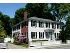 Single Family Home for sales at Historic Federal Colonial 45 Court Street Dedham, Massachusetts 02026 United States