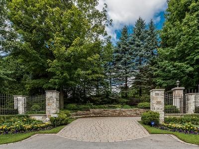 Villa for sales at Sprawling Waterfront Estate 2325 Ch du Bord-du-Lac L Ile Bizard Sainte Genevieve, Quebec H9C1A7 Canada