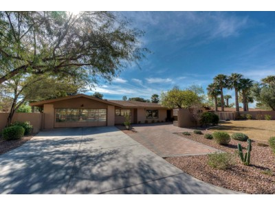 Casa Unifamiliar for sales at One Of The Largest Lots On The Arizona Country Club Golf Course 3620 N 58th Way  Phoenix, Arizona 85018 Estados Unidos