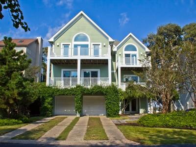 Nhà ở một gia đình for sales at 112 Dunes Court  Surf City, Bắc Carolina 28445 Hoa Kỳ