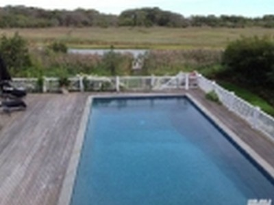 獨棟家庭住宅 for sales at Waterfront - Dock-Pool-Tennis 12 Pine Tree Road   Westhampton, 紐約州 11977 美國