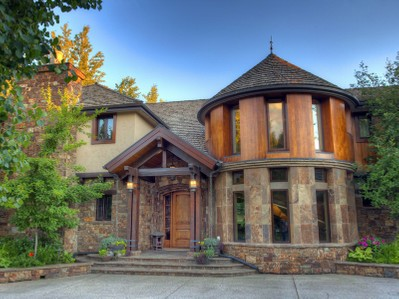 Single Family Home for sales at Have your own private park in Aspen! 73 Hideaway Lane Aspen, Colorado 81611 United States