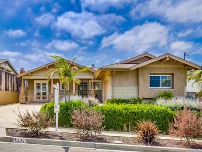 Maison unifamiliale for sales at 1871 Bonus Drive  San Diego, Californie 92110 États-Unis