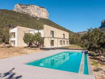 Çok Ailelik Ev for sales at Villa in Alaró with views to the Twin Mountains  Alaro, Mallorca 07340 Ispanya