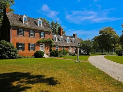独户住宅 for sales at Easton: 32137 Discovery Dr  Easton, 马里兰州 21601 美国