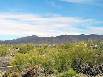 Land for sales at Elevated Lot in the Quiet Village of Mountain Skyline in Desert Mountain 10137 E Palo Brea Drive #86 Scottsdale, Arizona 85262 United States