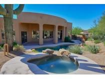 獨棟家庭住宅 for sales at Fabulous Soft Southwest Contemporary in Gated Troon Fairways 10480 E Quartz Rock Rd   Scottsdale, 亞利桑那州 85255 美國