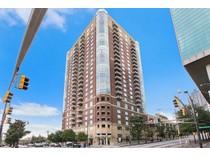 Condominium for sales at Luxury Living In Downtown Atlanta 285 Centennial Olympic Park Drive #1401   Atlanta, Georgia 30313 United States