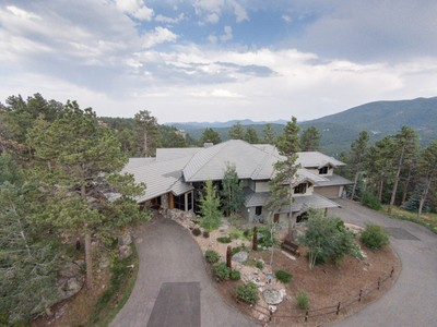 Single Family Home for sales at 34750 Fox Ridge Road  Evergreen, Colorado 80439 United States