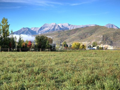 土地 for sales at 4.59 Acre Winterton Farm parcel backs up to Provo River Corridor 2944 W Winterton Rd Lot 5  Heber City, ユタ 84032 アメリカ合衆国
