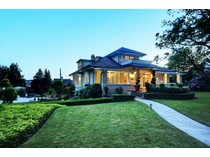 Nhà ở một gia đình for sales at Flawlessly Detailed Home in Shaughnessy Vancouver, British Columbia Canada