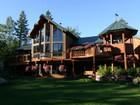 Maison unifamiliale for  sales at Amazing Views 124 Mossy Rock Bigfork, Montana 59911 États-Unis
