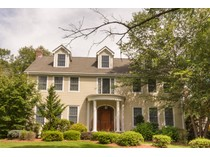 Moradia for sales at Gorgeous Custom-Built Colonial 17 Morningside Lane   Lincoln, Massachusetts 01773 Estados Unidos