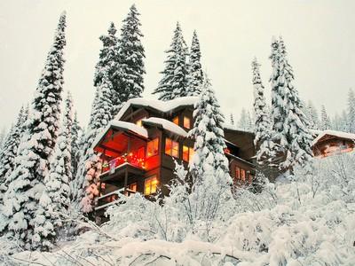 Maison unifamiliale for sales at Schweitzer Mountain Ski Home 15 Crystal Court Sandpoint, Idaho 83864 États-Unis