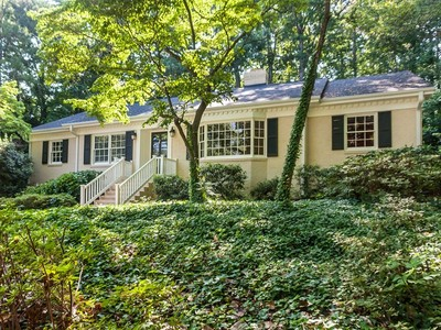 Single Family Home for sales at Classic Budleigh Ranch 1722 Brooks Avenue Raleigh, North Carolina 27607 United States