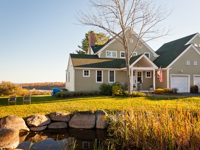 Condominium for sales at #4 Clam Cove 56 Commercial Street #4 Rockport, Maine 04856 United States