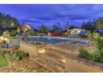 Single Family Home for sales at Enchanting Hacienda-Style Estate In Golf Community Of Whisper Rock 7953 E Whisper Rock Trail   Scottsdale, Arizona 85266 United States