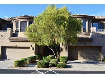 Nhà phố for sales at Perfect Lock & Leave Townhome in Cachet at McDowell Mountain Ranch 16420 N Thompson Peak Pkwy #1048 Scottsdale, Arizona 85260 Hoa Kỳ