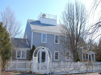 独户住宅 for sales at Peace and Privacy 8 R Back Street Nantucket, 马萨诸塞州 02554 美国