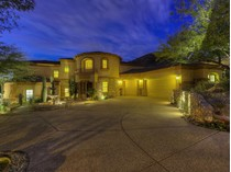 Villa for sales at Santa Barbara/Tuscan Beauty in Prestigious Guard Gated Biltmore Mountain Estates 6556 N Arizona Biltmore Circle   Phoenix, Arizona 85016 Stati Uniti
