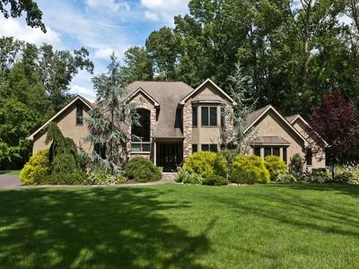 Single Family Home for sales at Perkasie, PA 40 Pineside Drive Perkasie, Pennsylvania 18944 United States