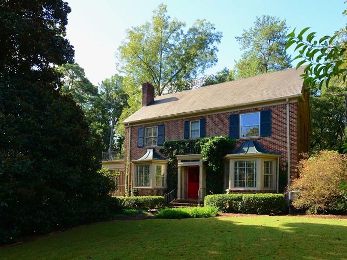 Single Family Home for sales at Classic 1929 Druid Hills 1469 N Decatur Road  Druid Hills, Atlanta, Georgia 30306 United States