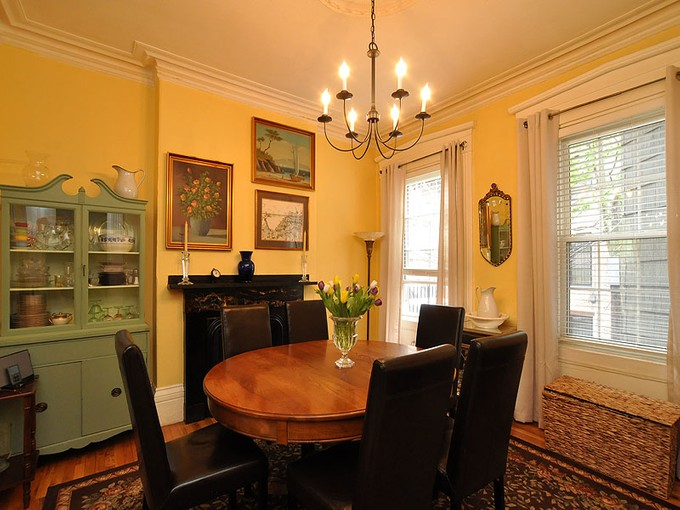 Multi-Family Home for sales at Historically Significant Multi Famil Home 6 Ringgold Street Boston, Massachusetts 02118 United States