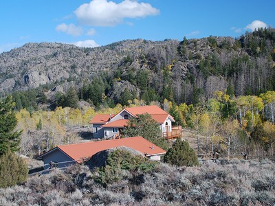 Single Family Home for sales at Boulder Lake Country Estates 12 Hill View Dr Boulder, Wyoming 82923 United States