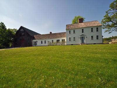 Vivienda unifamiliar for sales at Sunninghill Farm 133 Richardson Road Lyndeborough, Nueva Hampshire 03082 Estados Unidos