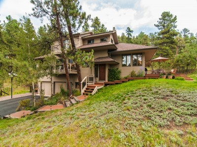 Single Family Home for sales at 28833 Western Drive  Evergreen, Colorado 80439 United States