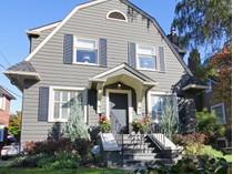 Nhà ở một gia đình for sales at 18 W. Raye St    Seattle, Washington 98119 Hoa Kỳ