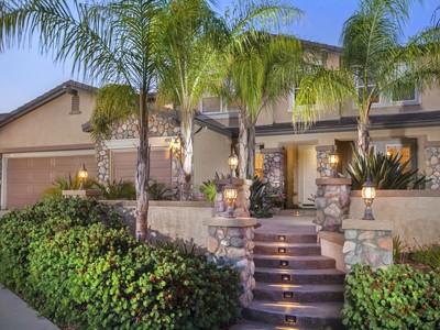 Villa for sales at 1077 Crimson Dr   San Marcos, California 92069 Stati Uniti