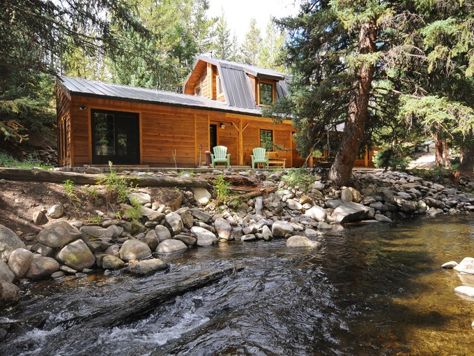 Single Family Home for sales at River's Refuge 1120 Lone Mountain Trail   Big Sky, Montana 59716 United States