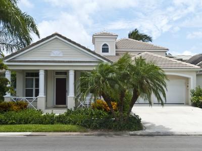 Maison unifamiliale for sales at Home In Sea Oaks 1775 ORCHID ISLAND Cir N  Vero Beach, Florida 32963 États-Unis