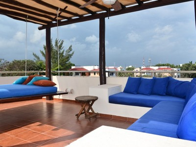 Eigentumswohnung for sales at STYLISH PENTHOUSE IN BOSQUE DE LOS ALUXES STYLISH PENTHOUSE IN BOSQUE DE LOS ALUXES 5ta Avenida Norte Depto 111  Playa Del Carmen, Quintana Roo 77710 Mexiko