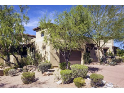 Частный односемейный дом for sales at Highly Upgraded Patio Home In The Columbia Neighborhood Of DC Ranch 9270 E Thompson Peak Pkwy #341  Scottsdale, Аризона 85255 Соединенные Штаты
