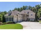 Single Family Home for sales at Captivating Resort-Style  Living in Gated White Columns 220 Eagles Circle  Milton, Georgia 30004 United States